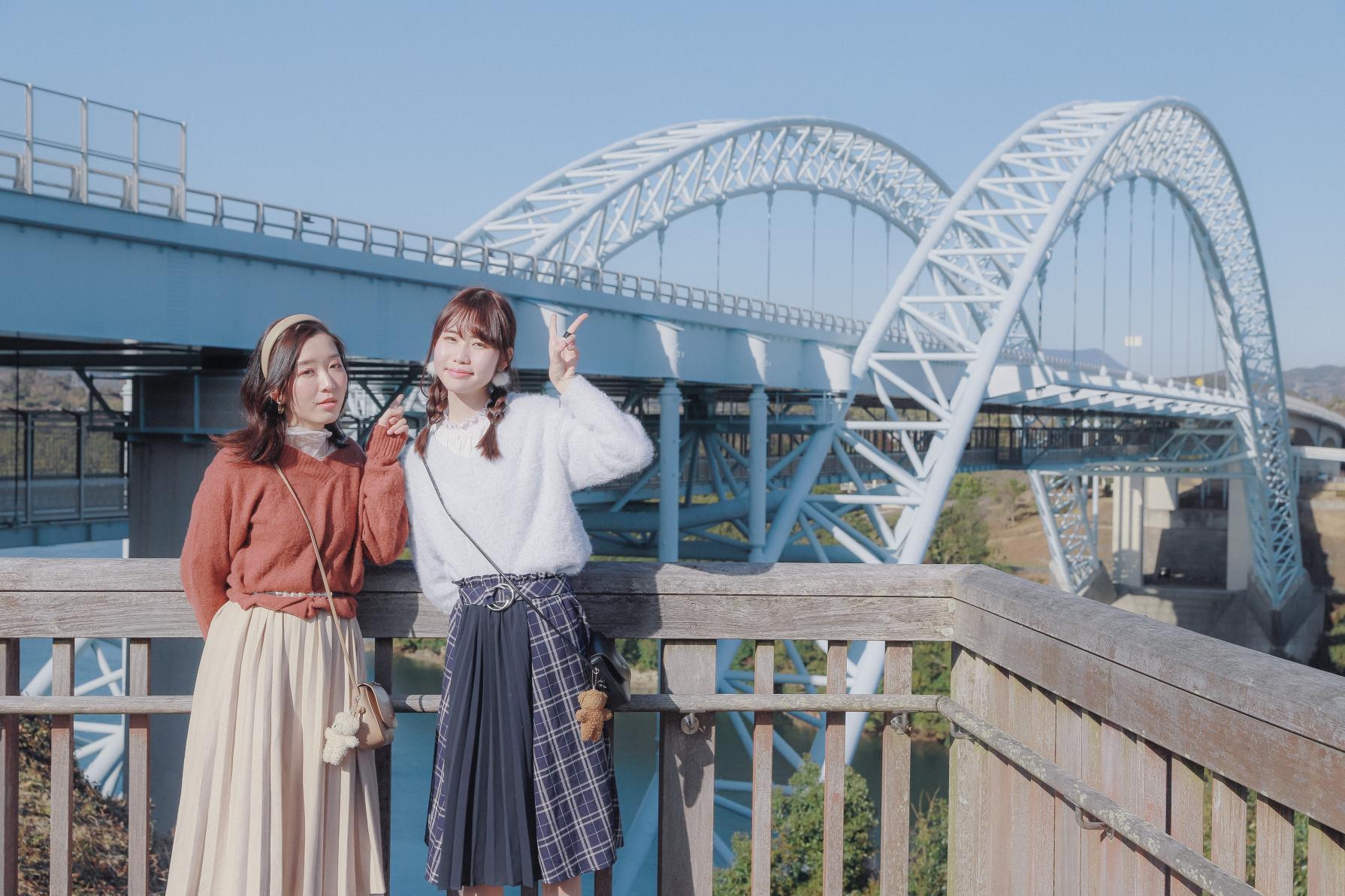 7.美しいアーチと迫力のうず潮が楽しめるー新西海橋ー-0