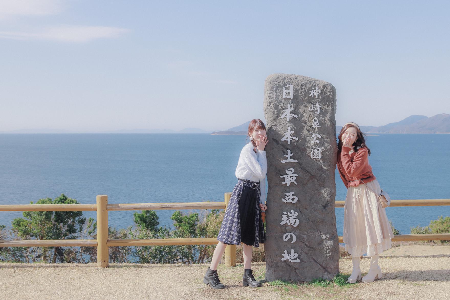 6.五島列島や平戸島を望む絶景!—神崎鼻公園(こうざきばなこうえん)—-0