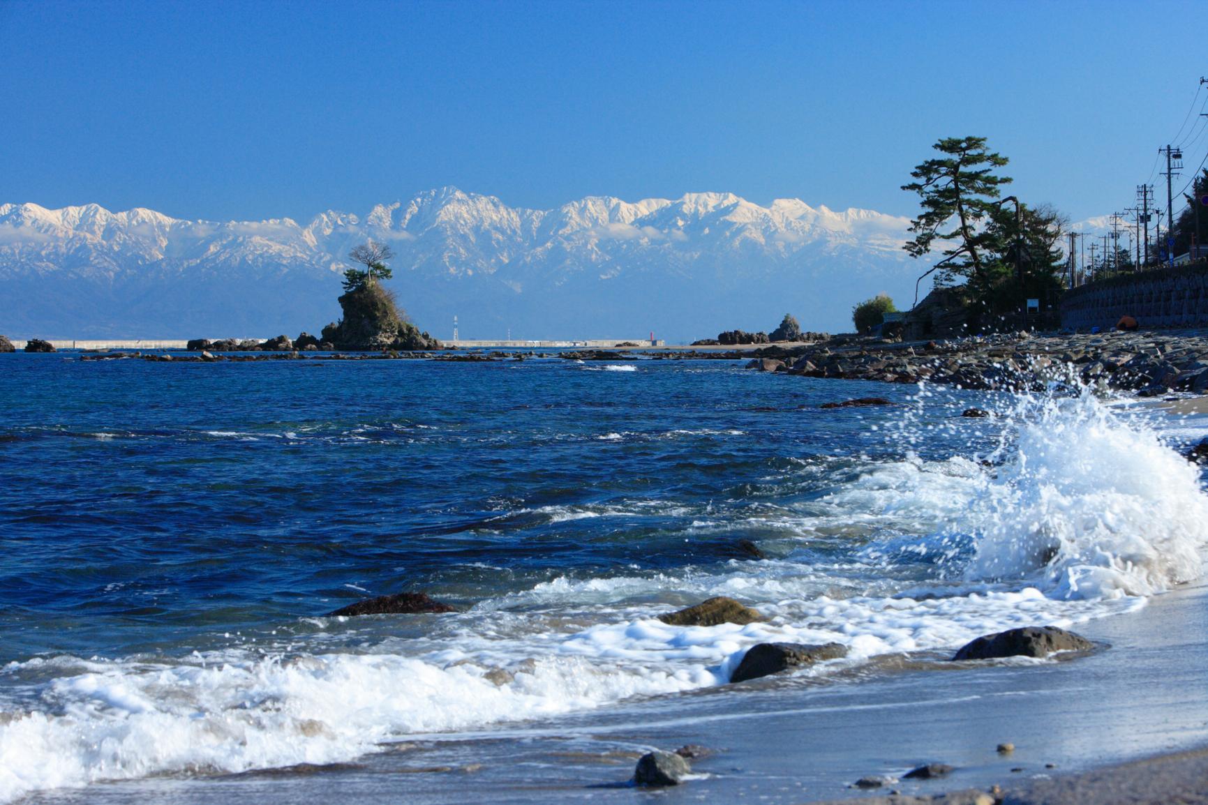 世界で最も美しい湾「富山湾」-1