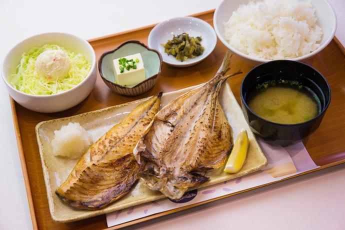 朝から幸せ☆早起きして食べに行こう!させぼの朝ごはん-1