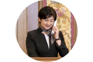 津久間さん /ホテル勤務-1