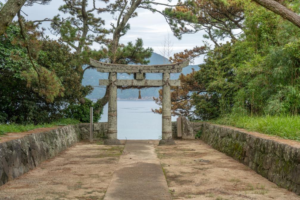 【2日目】地ノ神嶋神社-1