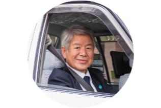 中田さん /タクシードライバー-1