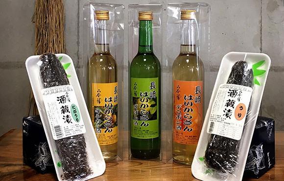 Senryu Shuzo (Sake Brewery)-1