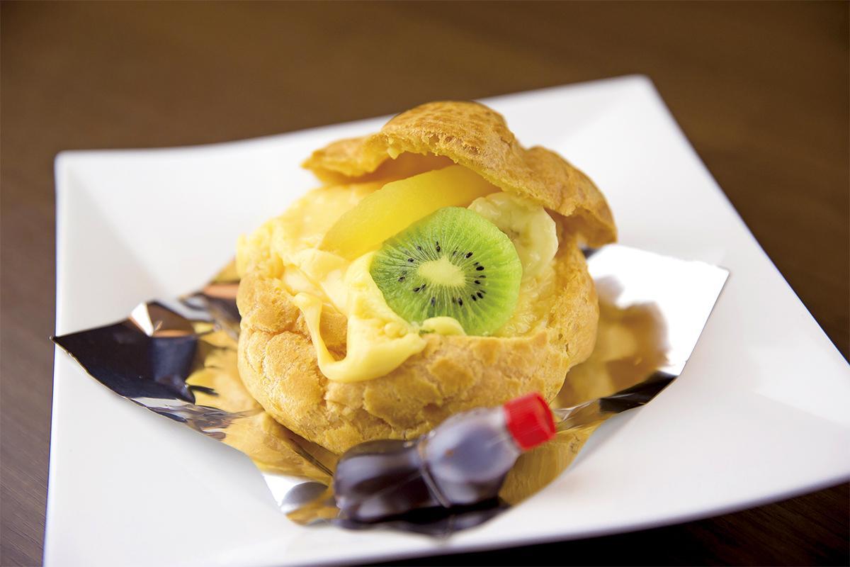 【1日目】レストラン・喫茶 蜂の家-1