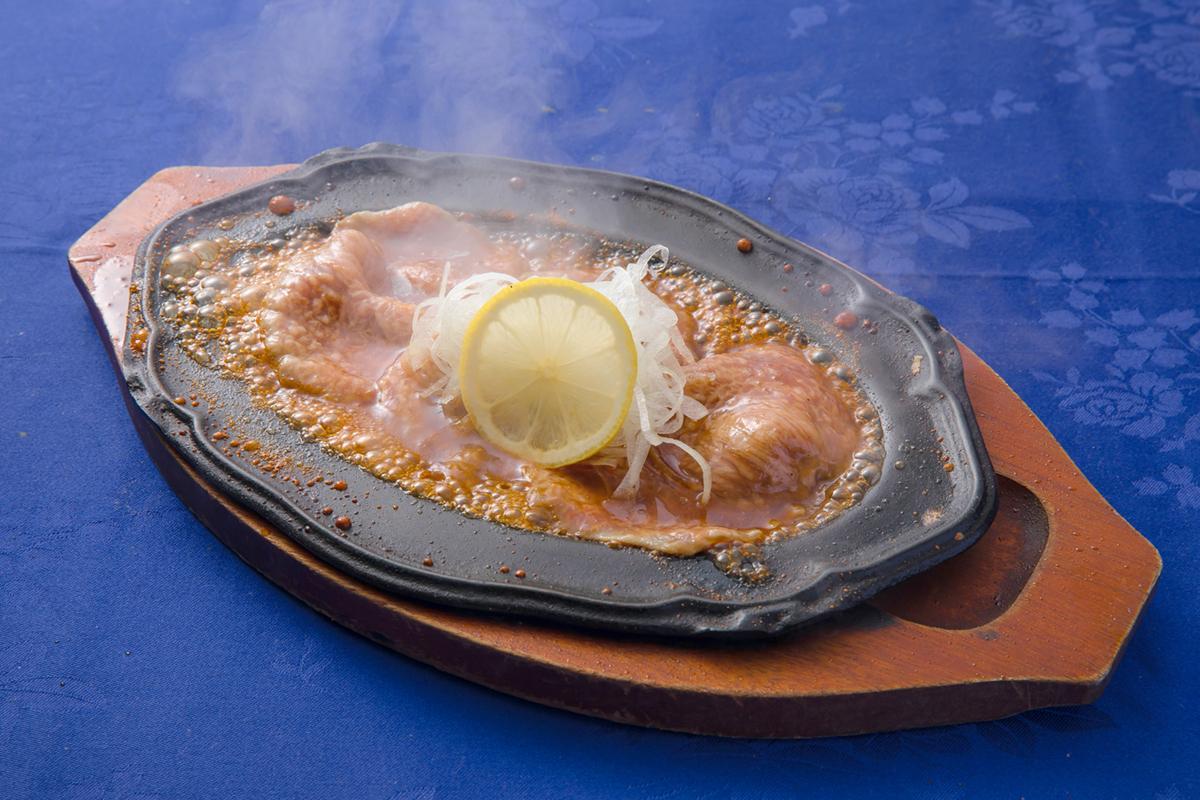 【2日目】下町の洋食 時代屋でレモンステーキ-1