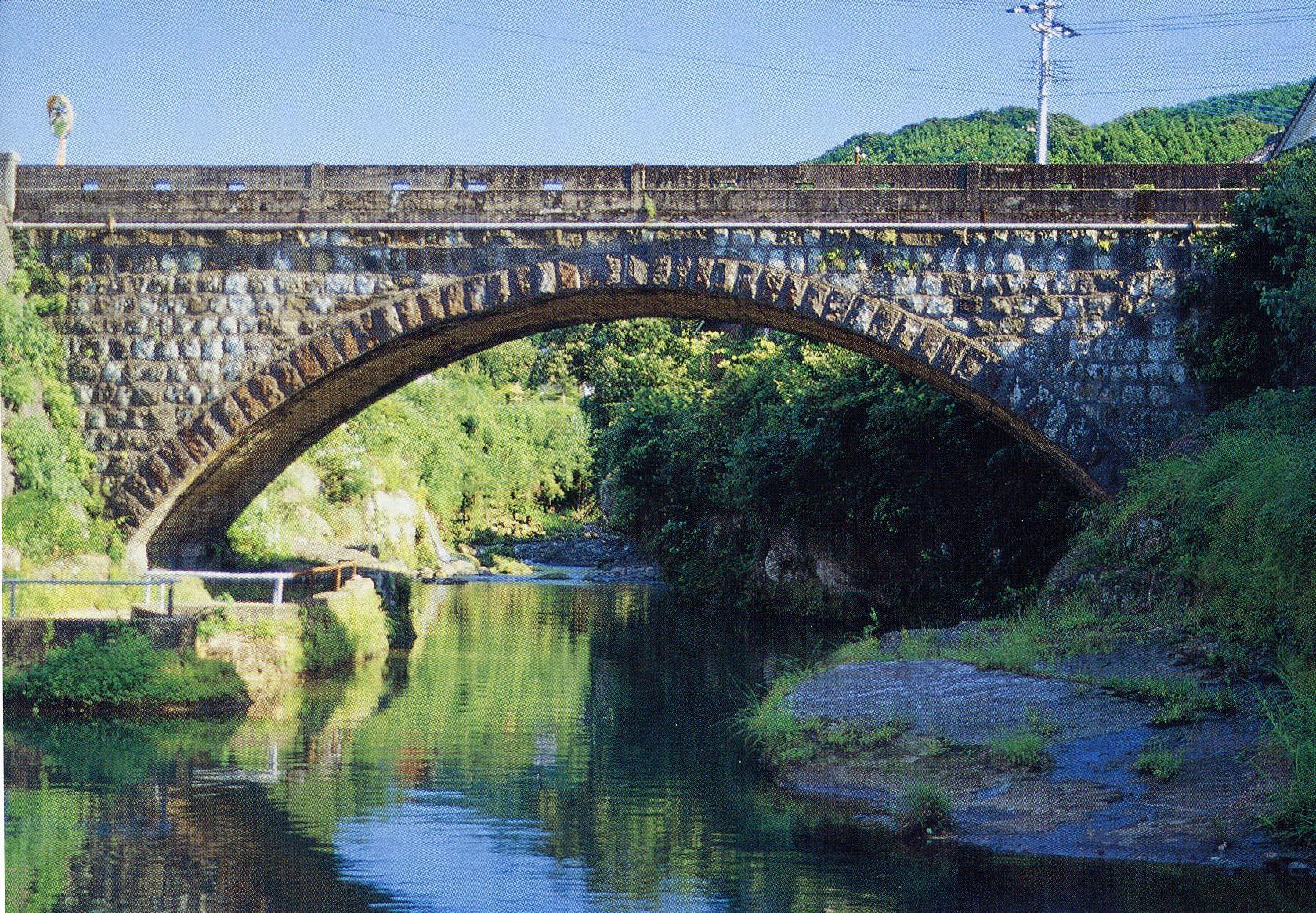 お茶どころ世知原町の見どころは17基の石橋群-2