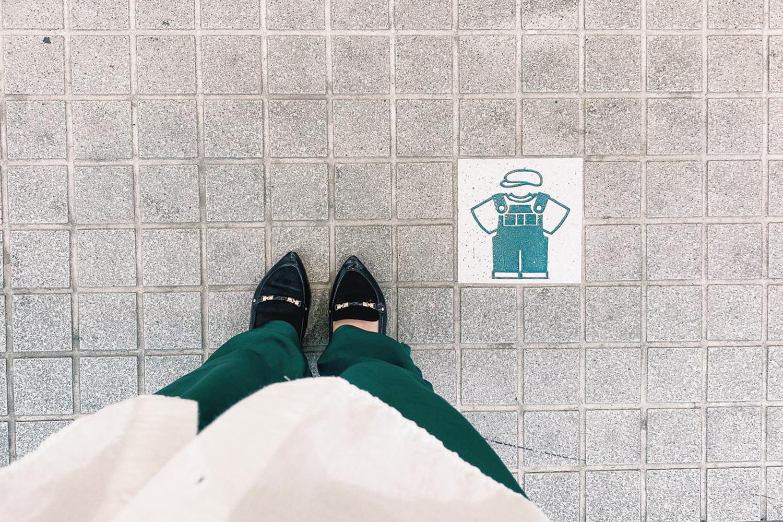 日本一長いアーケード「さるくシティ4〇3アーケード」 注目すべきは長さじゃなく足元!?-0