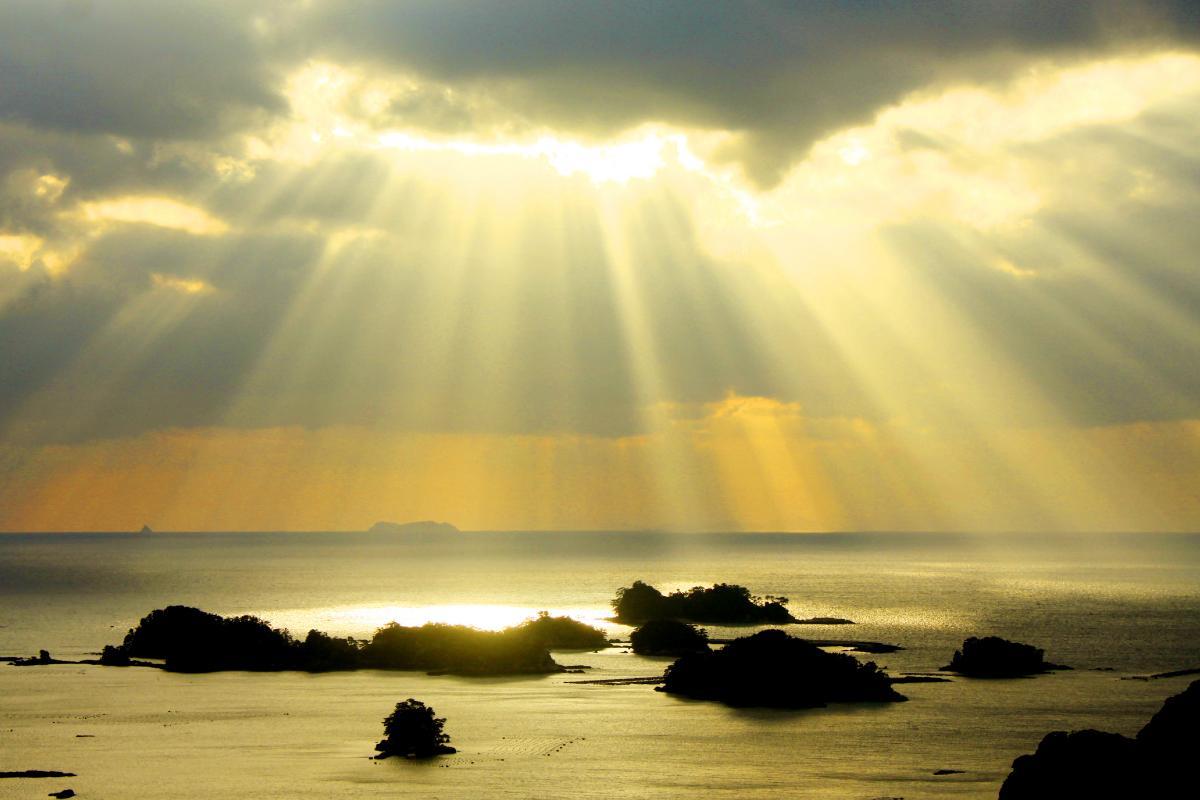 必ず訪れたい!!世界で最も美しい湾「九十九島(くじゅうくしま)」-1