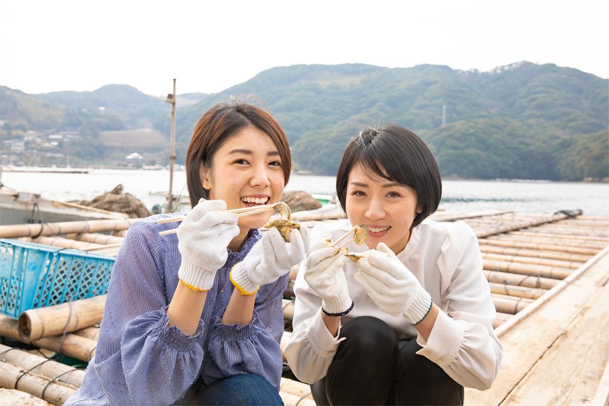 海の恵みたっぷり、小ぶりで濃厚な味わいの「九十九島かき」-1