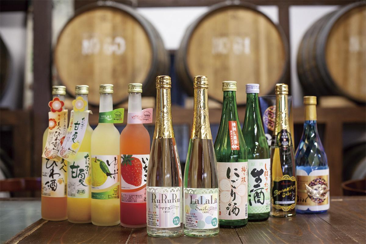梅ケ枝酒造-1