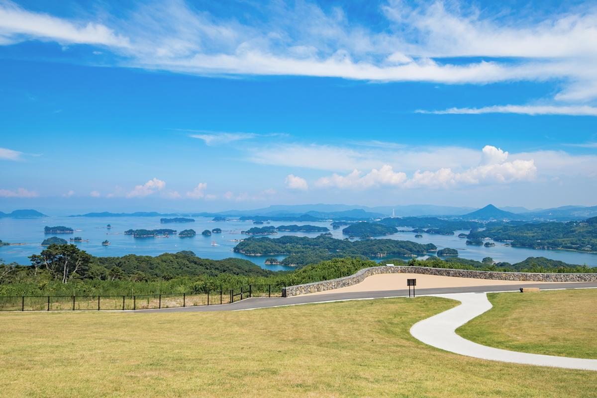 2021年OPENのニュースポット「九十九島観光公園」-1