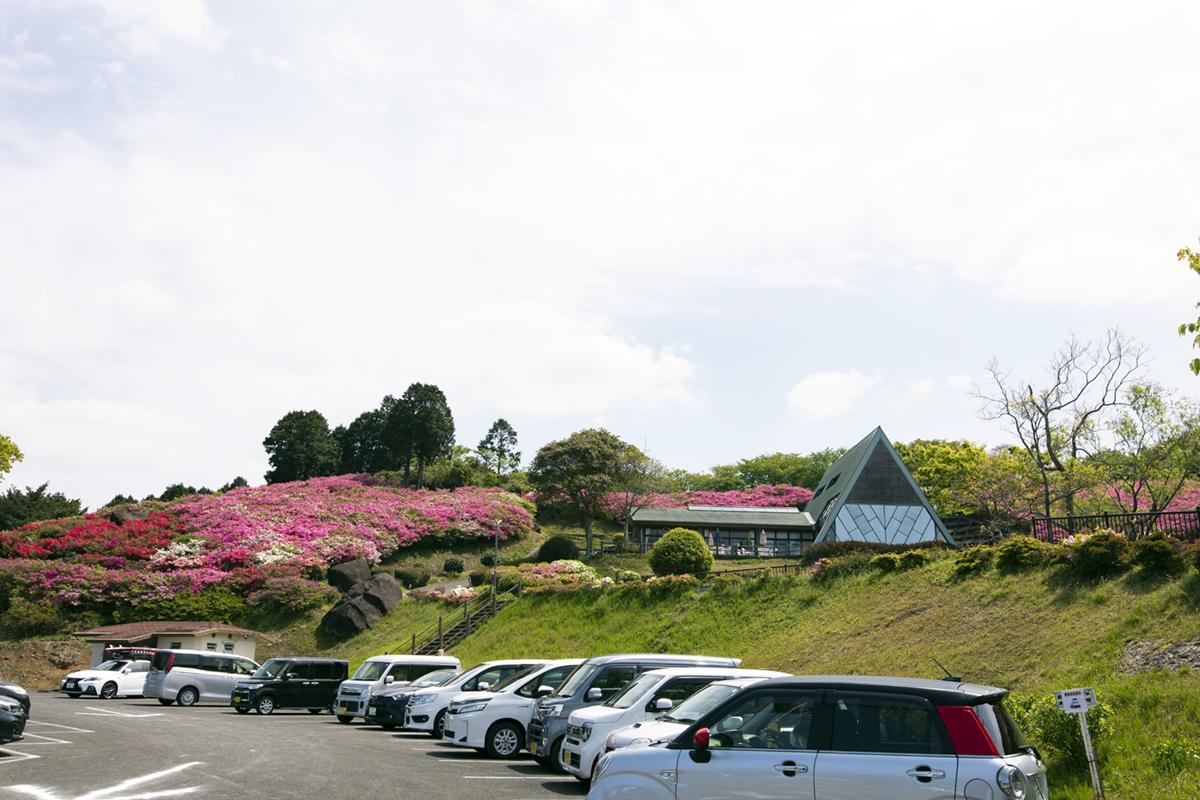 つつじと「九十九島」が織りなす絶景!「長串山公園」-3