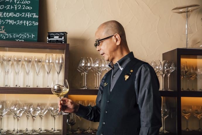 「シュバリエ(ワインの騎士)」がいざなう「ワインバー」の世界-6