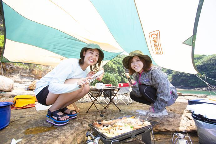「九十九島」で非日常を味わう とっておきのシーカヤックツアーへ-2