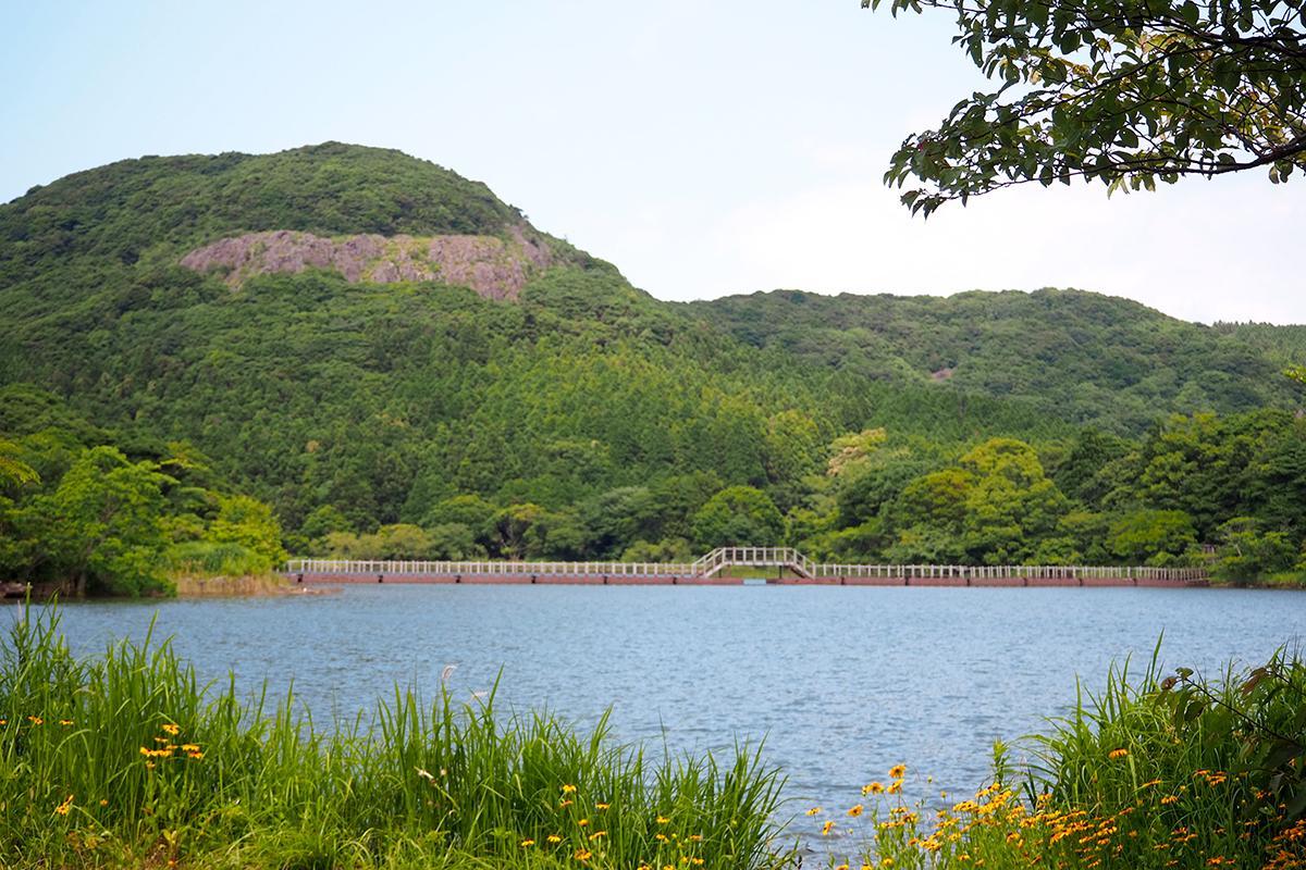 美しい森の中の湖畔で全力で遊ぶ♪「白岳自然公園キャンプ場」でのびのび山キャンプ-5