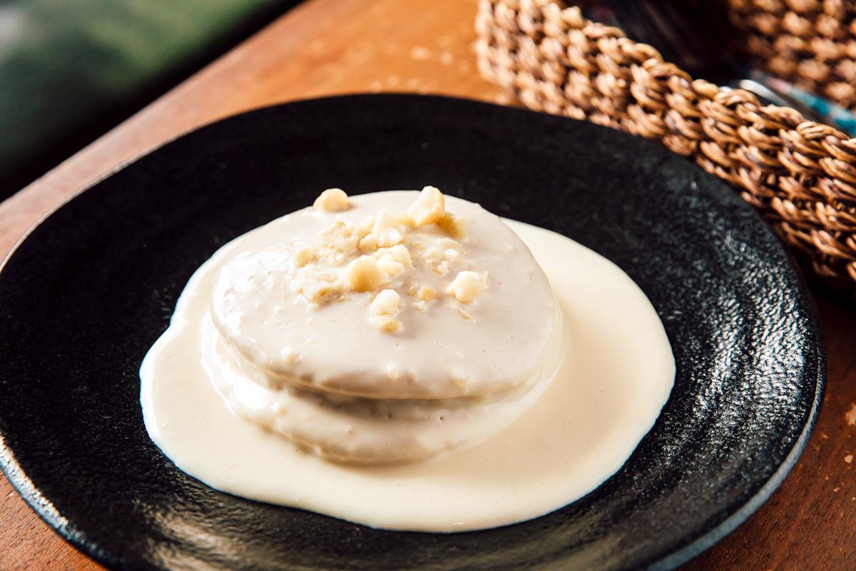 見てかわいい♡食べておいしい♡古民家カフェ「くつろぎカフェ」でパンケーキ-0