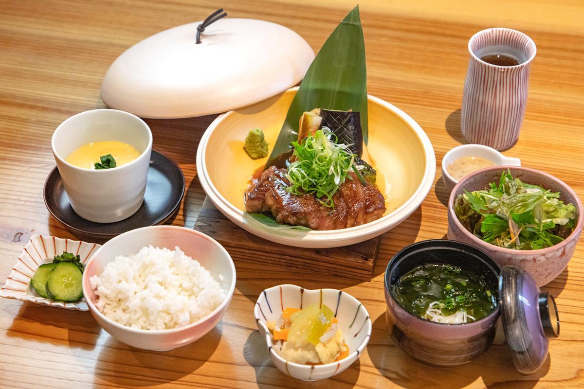 地元食材を繊細なお料理で♡ホタルの里の隠れ家的名店「和重」-2