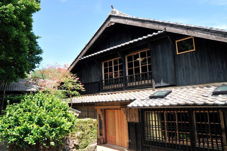 滋味深い島食材で心身を癒す 小値賀の古民家レストラン「藤松」-3