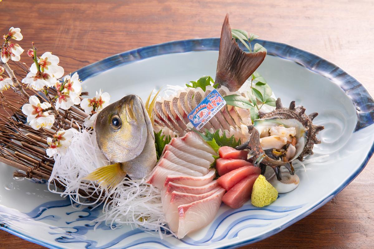 滋味深い島食材で心身を癒す 小値賀の古民家レストラン「藤松」-0