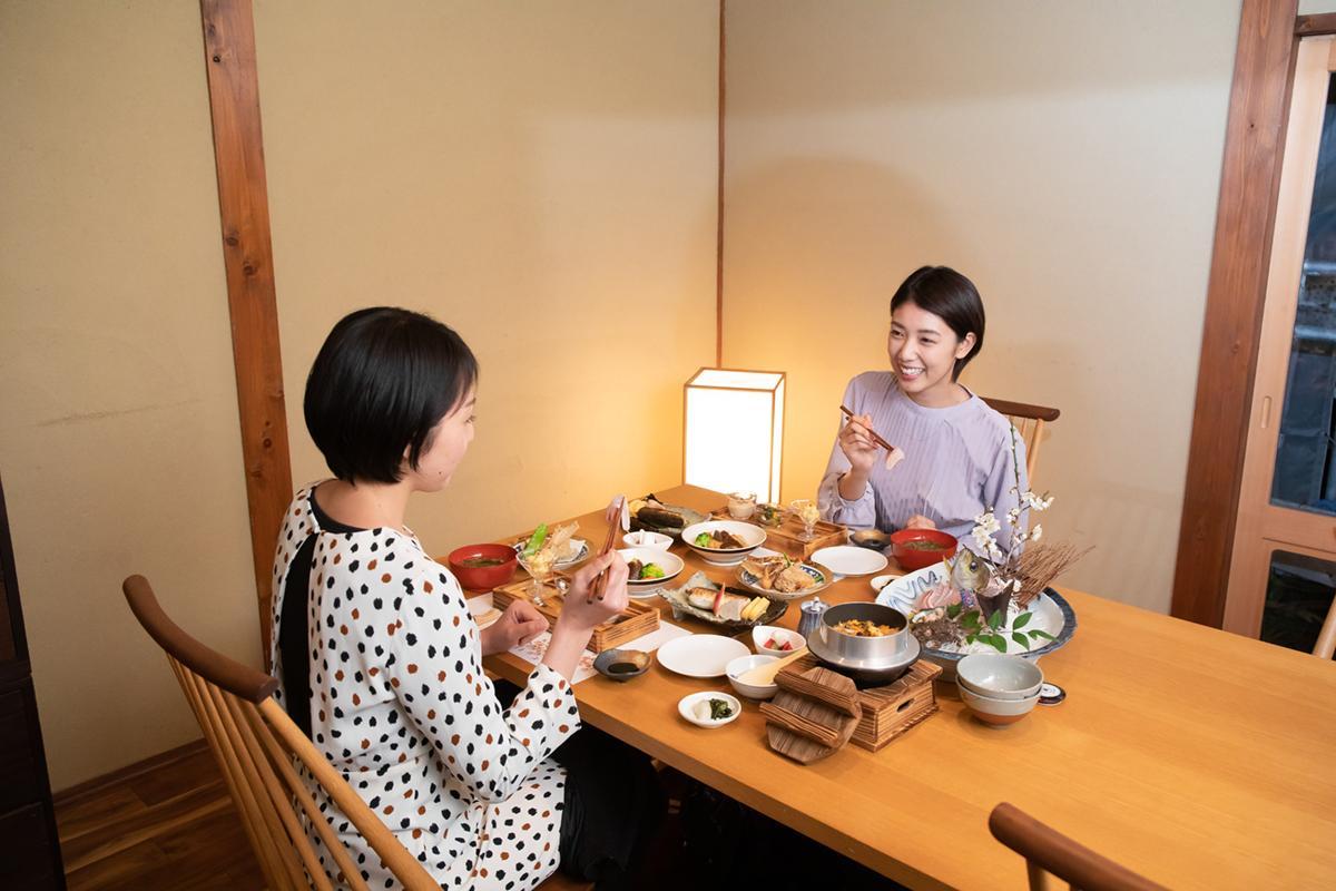 滋味深い島食材で心身を癒す 小値賀の古民家レストラン「藤松」-2