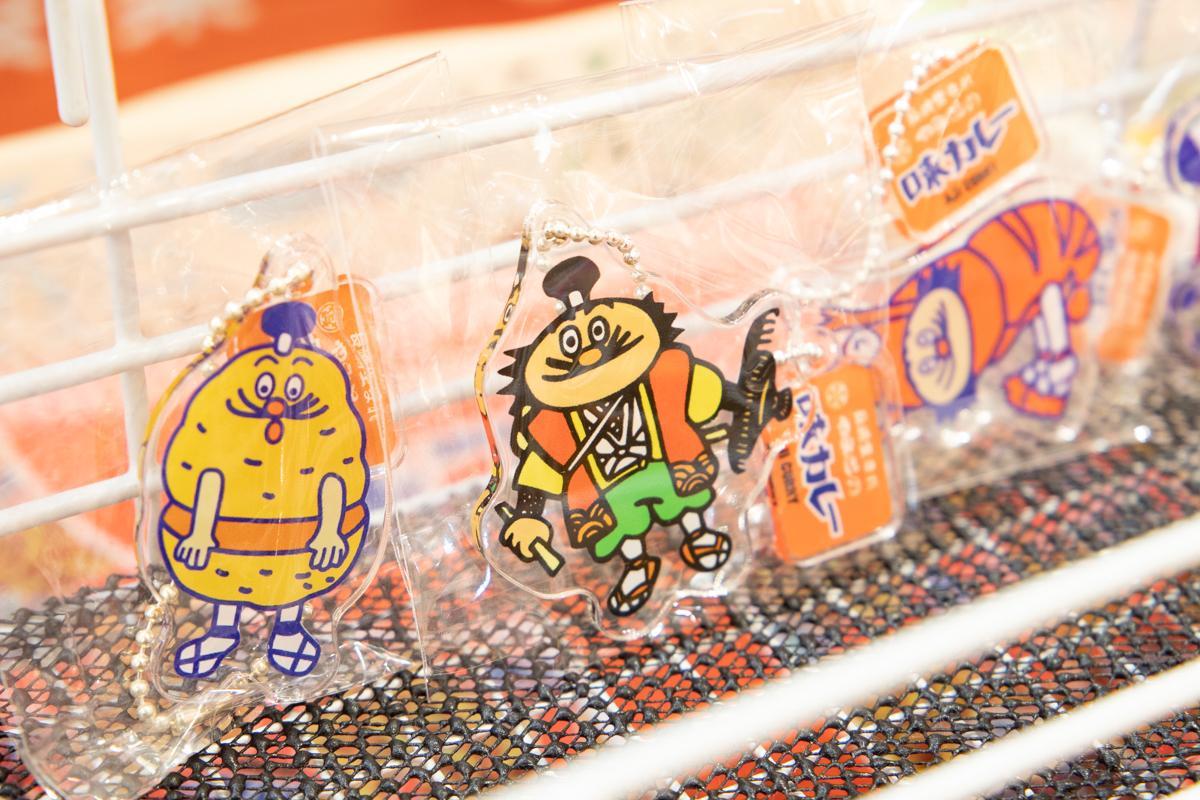 佐世保市民偏愛♡のローカルお菓子 「味カレー」のグッズがいい味出してる!-0