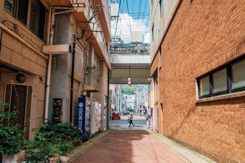 """地元想いのやさしい駅!?佐世保中央駅の小さな""""駅前通り""""-2"""
