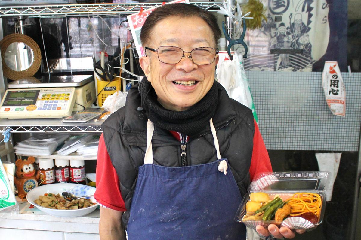 毎日でも食べたい♡地元民愛する「谷口そうざい店」を目指して-2