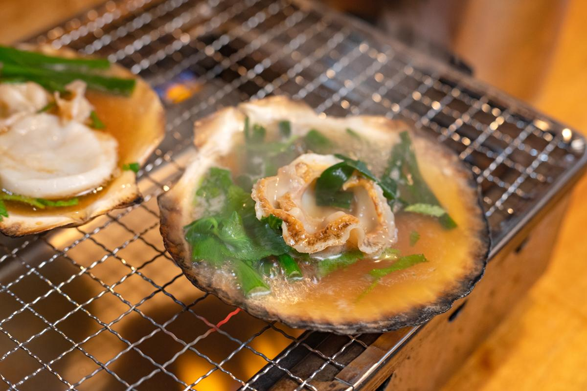 奥深〜い「貝」の世界へようこそ♪貝族料理&雑炊の店「曽根崎」へ-1