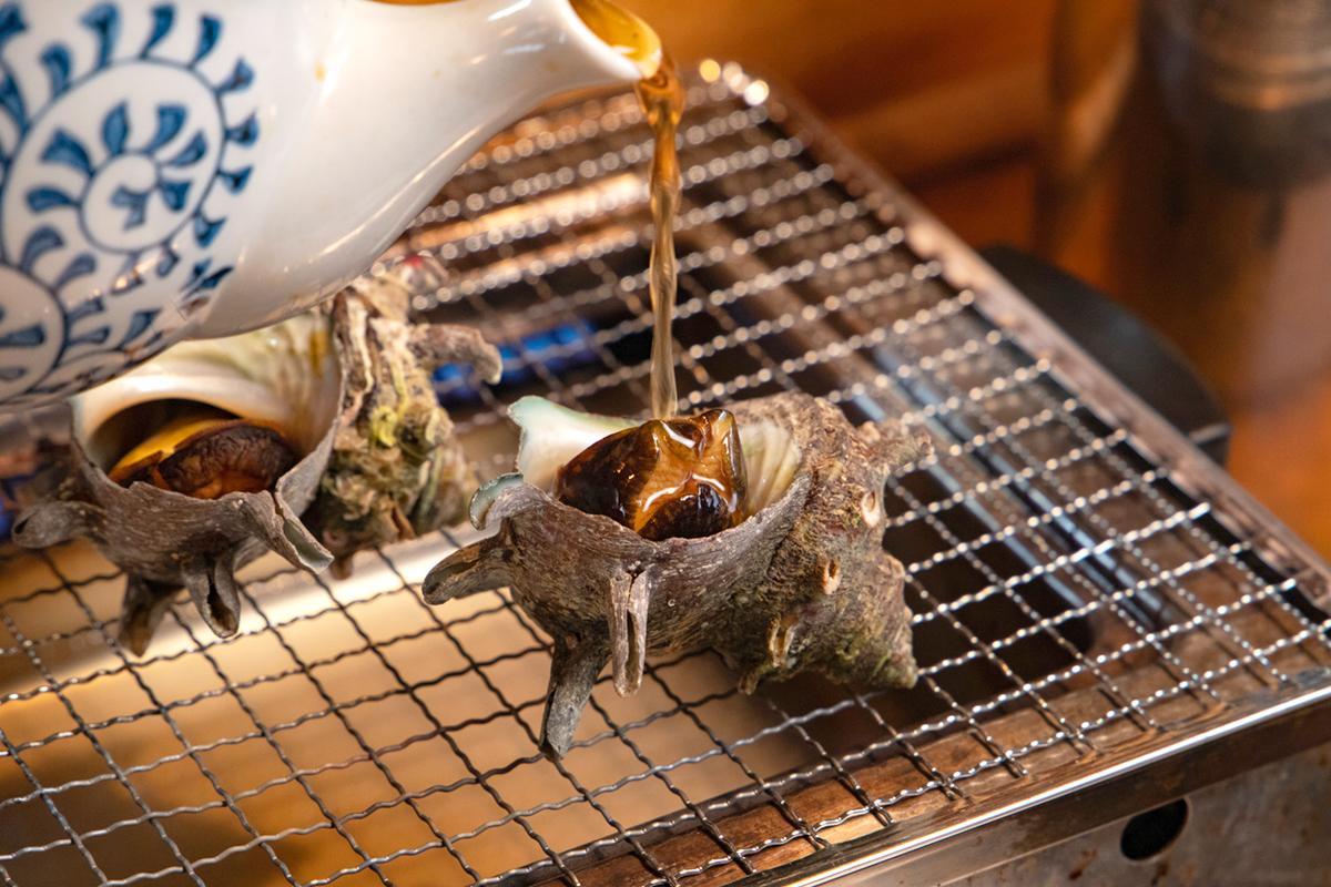 奥深〜い「貝」の世界へようこそ♪貝族料理&雑炊の店「曽根崎」へ-4