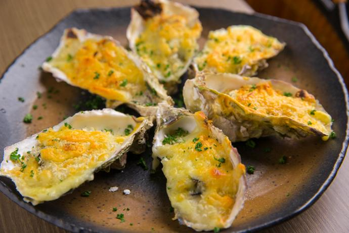 路地裏の粋で大人な洋食酒場「おとこめし家」で絶品牡蠣を食らう!-0