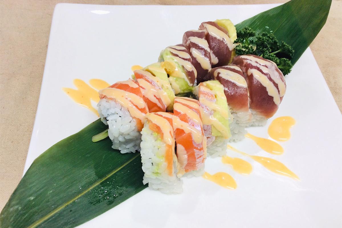 日本とアメリカとタイと…三ヶ国の美食が融合する「千織庵」-0