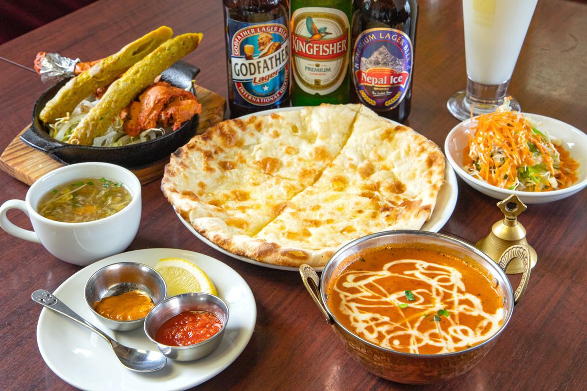 昼も夜も家族で楽しめる 本格派インド料理「シバ」-0