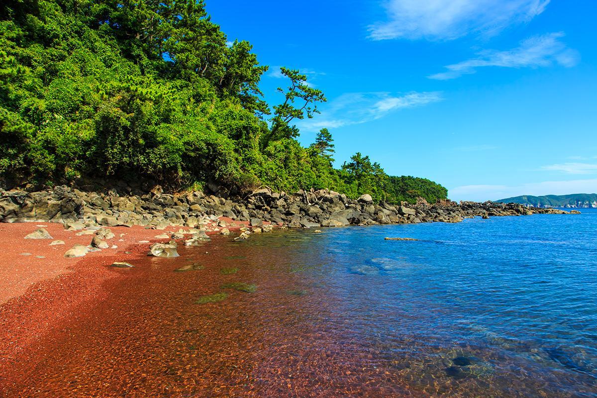 海に浮かぶパワースポット 島の神さまをめぐる旅へ-1