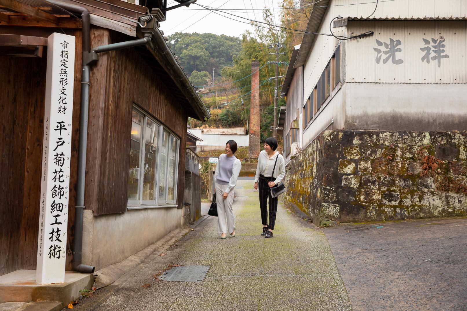 やきもののまち 三川内散歩-1