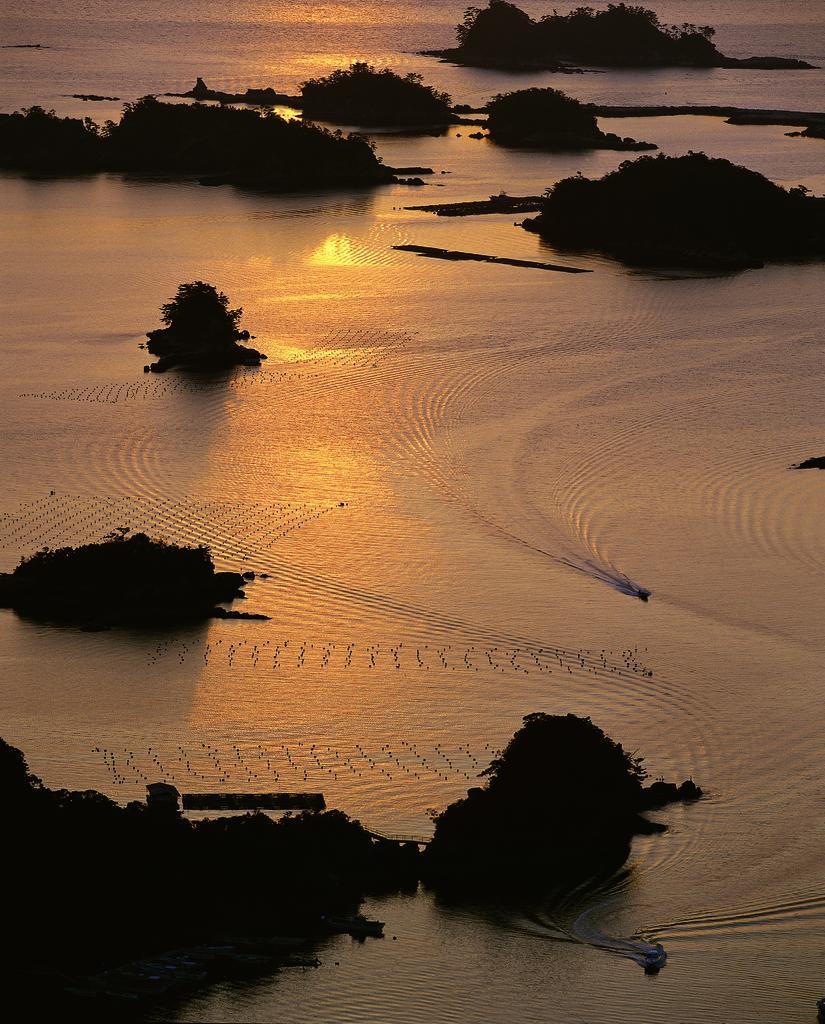 タクシープラン 佐世保の絶景!九十九島を展海峰と石岳展望台から眺めるコース-1