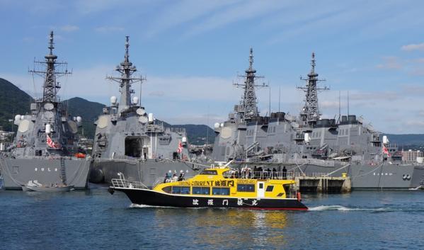 【休止中】SASEBO軍港クルーズ-0