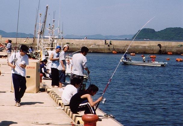 港釣り-1