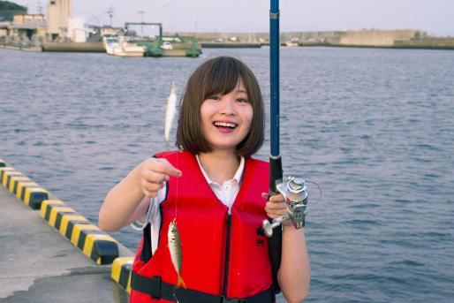 【宇久島】波止場釣り体験-2