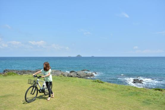 【宇久島】サイクリング(うくちゃり)-2