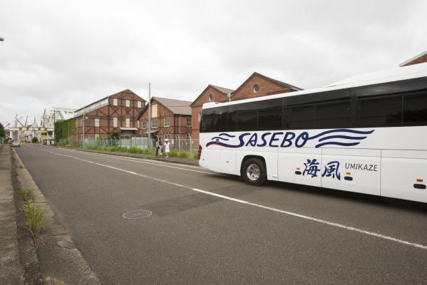 【休止中】SASEBOクルーズバス海風-2