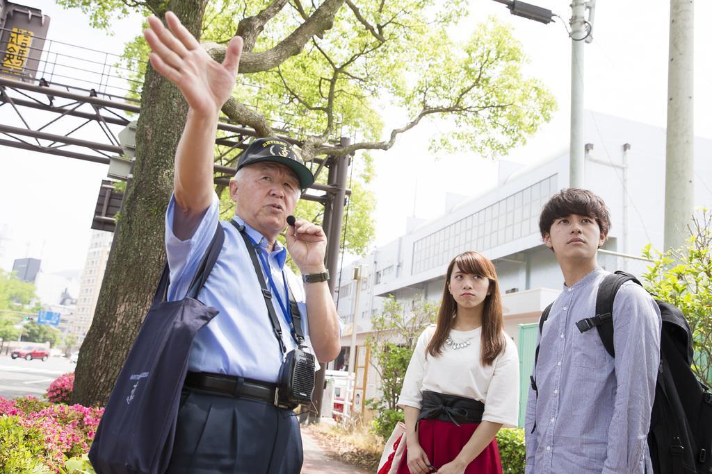 【休止中】金曜日限定プレミアムツアー 日本遺産を巡る 海軍さんの散歩道 -1