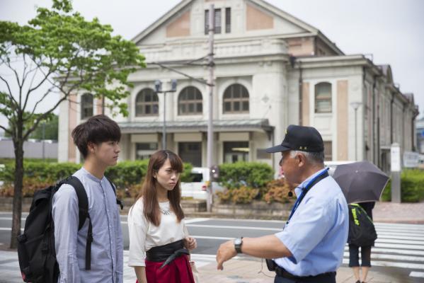 【休止中】土、日、祝日限定 日本遺産を巡る 海軍さんの散歩道(食事なし) -0