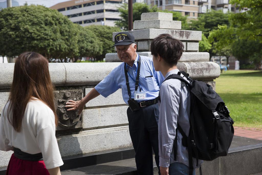 【休止中】土、日、祝日限定 日本遺産を巡る 海軍さんの散歩道(食事なし) -1