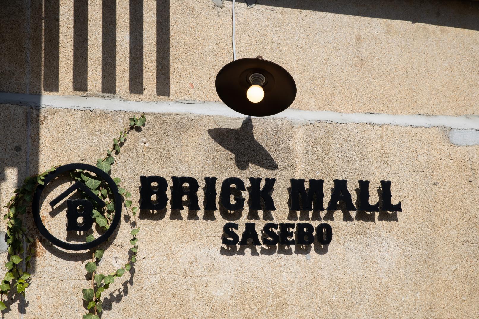 BRICK MALL SASEBO-1