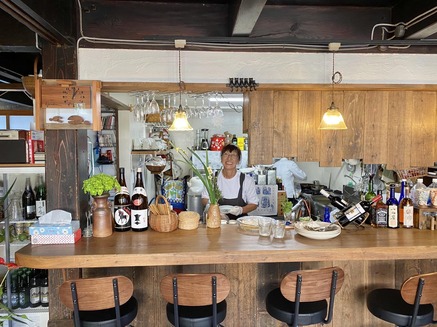 【小値賀】Cafe 魚々菜-1