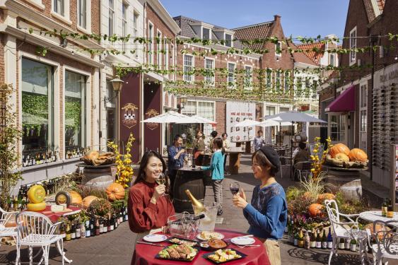 【ハステンボス】花の街の大収穫祭-0