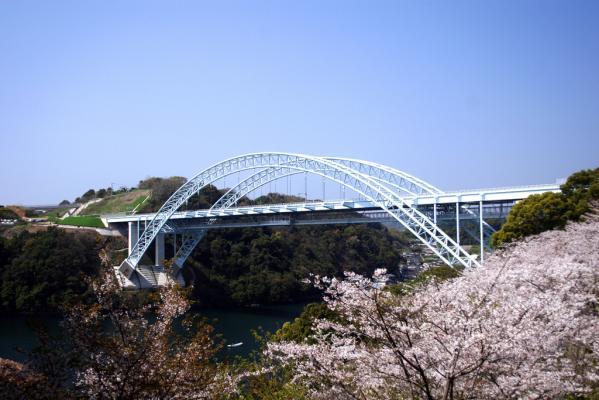 西海橋春のうず潮まつり-0