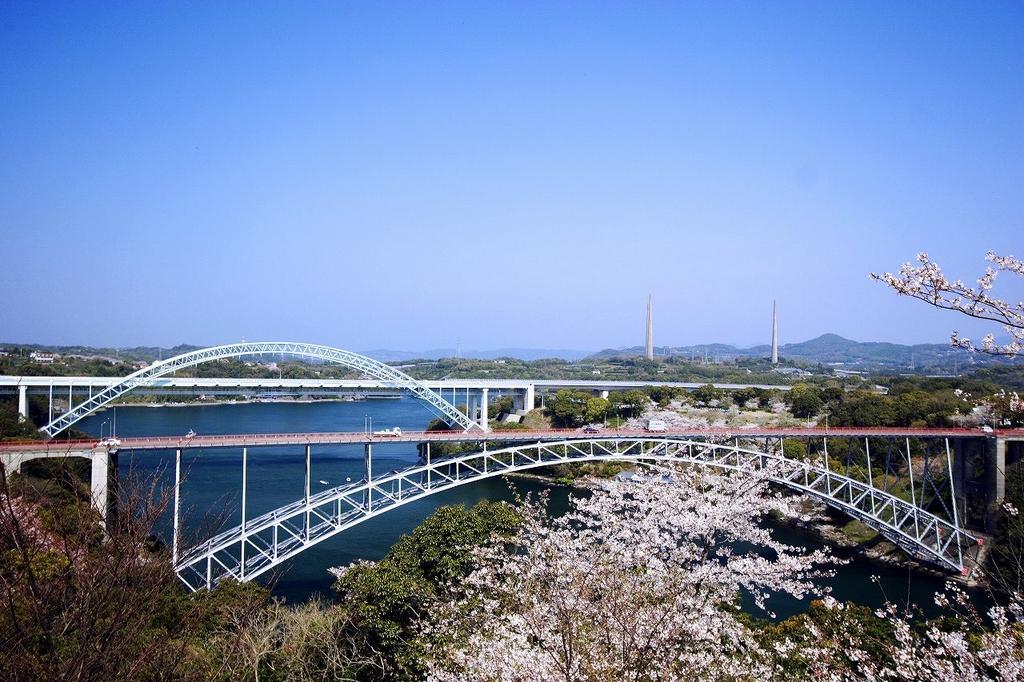 西海橋春のうず潮まつり-1