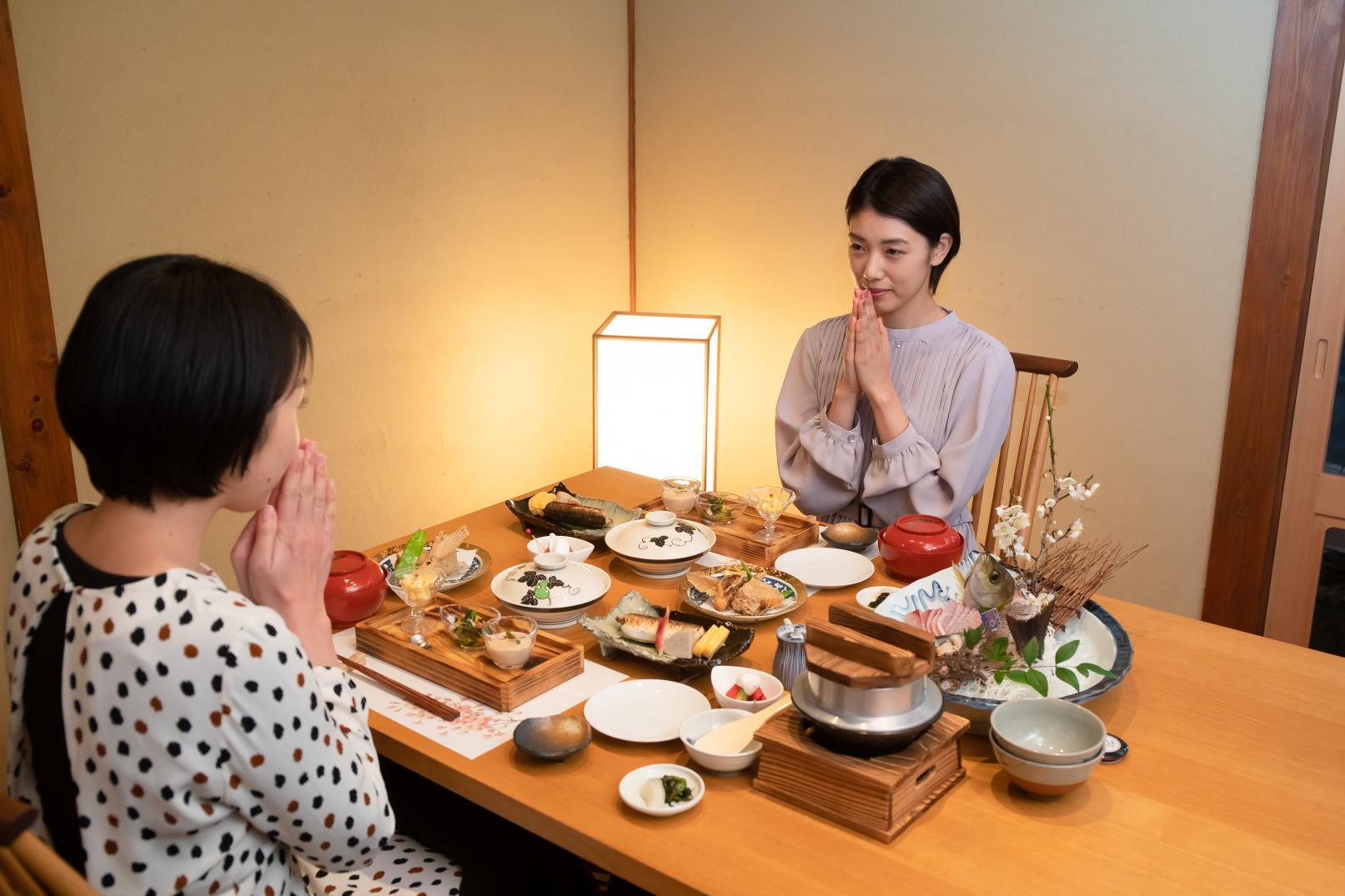 古民家レストラン藤松-3
